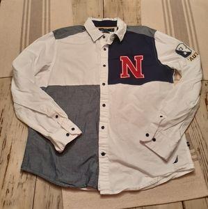 Vintage Nautica Button Down